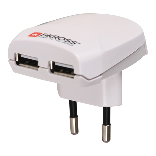 Image of   Euro USB Charger 24A