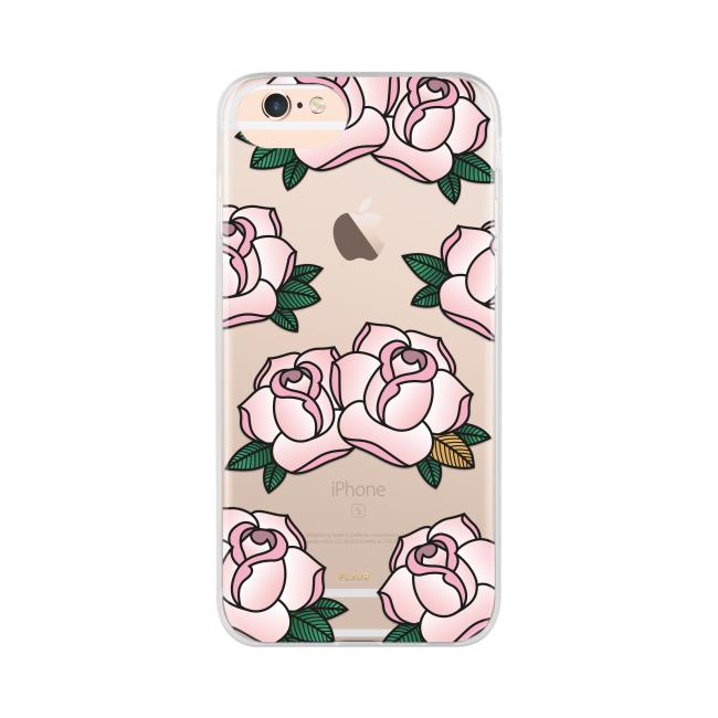 Billede af FLAVR iPlate Roses for iPhone 6/6s/7 colourful