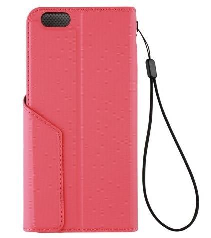 """Billede af iPhone 6S / 6 (4.7"""") Folio Case Tijuana fra Xqisit Pink"""