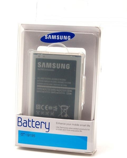 Billede af Samsung Galaxy S4 Mini batteri EB-B500BE