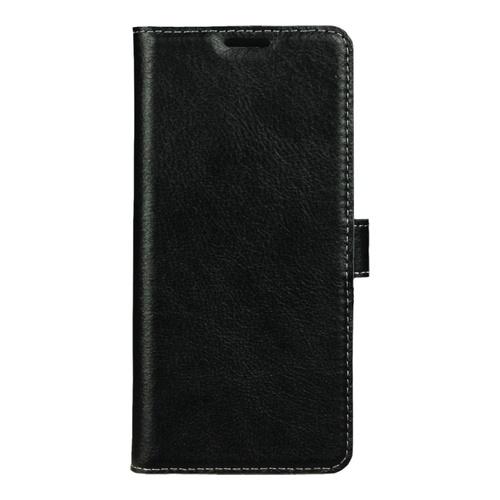 Galaxy S8 Læder Wallet 3 Kort sort