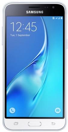 Samsung SM-J320 Galaxy  J3 (2016) Hvid