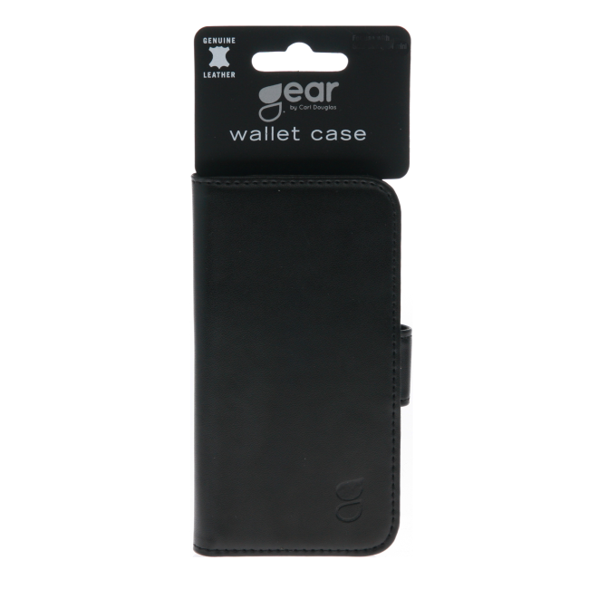 Image of   Gear Wallet cover Samsung A3 2016 Sort