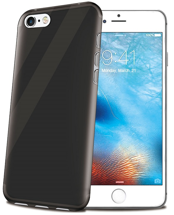 Billede af CELLY TPU SOFT CASE (APPLE IPHONE 7 BLACK)