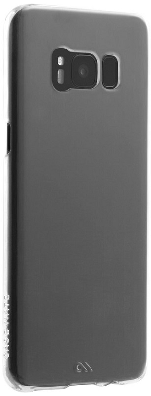 Image of   Case-mate Barely There til Samsung Galaxy S8 Gennemsigtigt