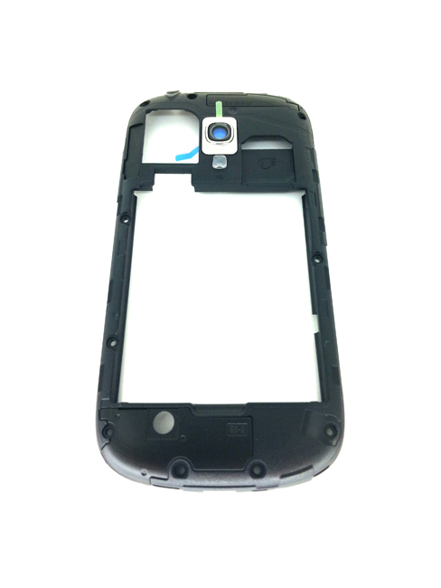 Image of   Originalt Samsung i8190 Galaxy S3 mini Midt Ramme Blå