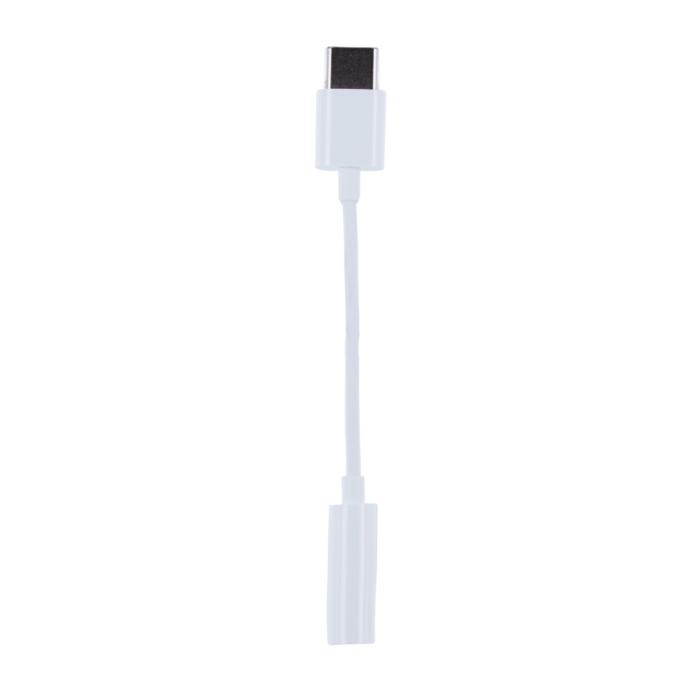Image of   Google - Original Adapter - USB Typ-C to 35mm Jack - white