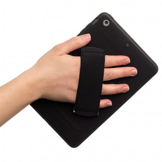 Image of   Griffin AirStrap Cover Med Håndstrop Til iPad mini 1/2/3 Sort