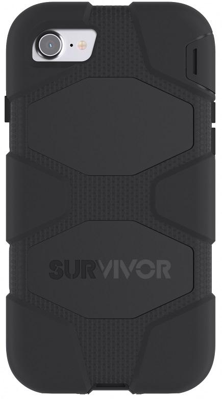 Billede af Griffin Survivor All-Terrain Cover til iPhone 7 Sort