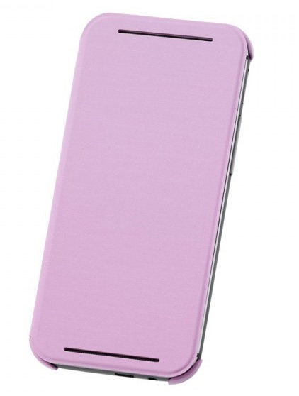 Image of   HTC One (M8) cover HTC HC V941 Flip Case - Pink
