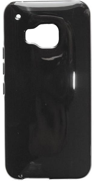 Billede af HTC One M9 Silikone Cover Sort