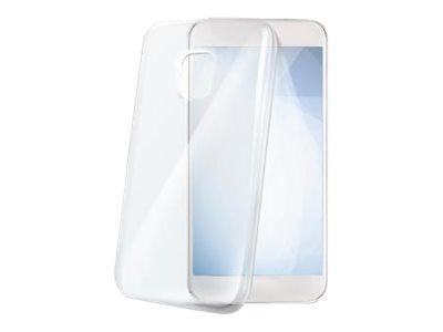 Billede af Huawei Honor 10 Celly Gelskin TPU Cover Gennemsigtig