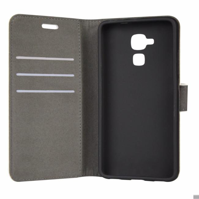 Huawei Honor 7 Lite flipcover Redneck Prima Wallet Folio Hvid