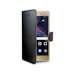 Image of   Huawei Honor 8 Lite/P8 Lite flipcover Celly Wally Case - Sort