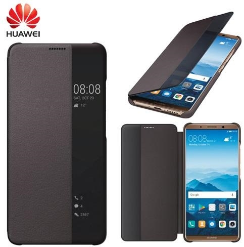 Image of   Huawei Mate 10 Pro Smart View Cover Brun