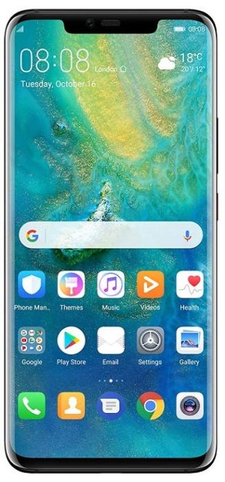 Huawei Mate 20 Pro 128GB (Dual Sim) - Sort