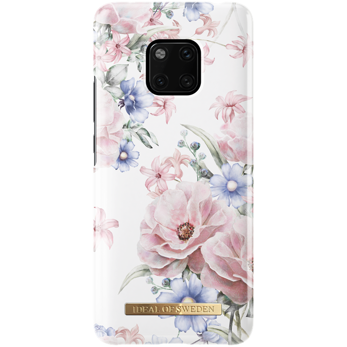 Image of   Huawei Mate 20 Pro Cover iDeal Fashion Case Floral Romance