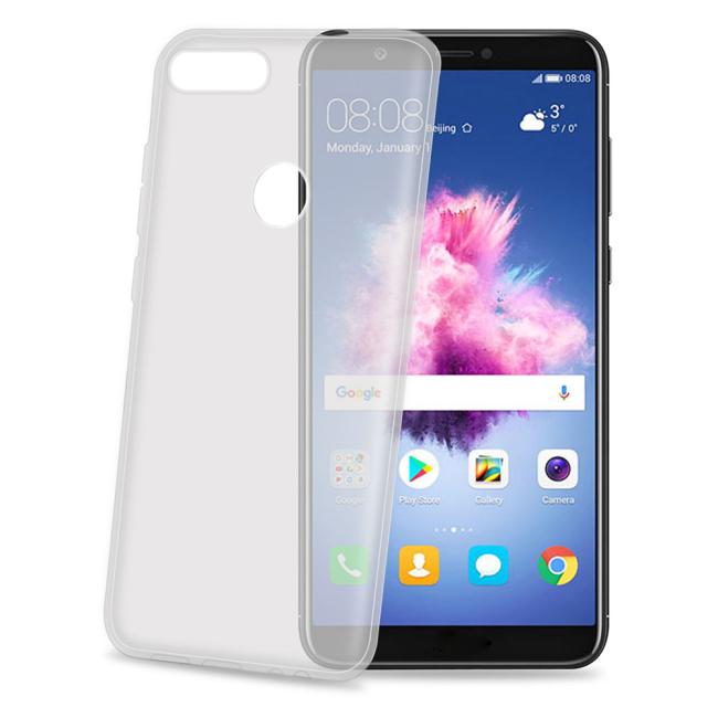 Billede af Huawei P Smart Celly Gelskin TPU Cover Gennemsigtig
