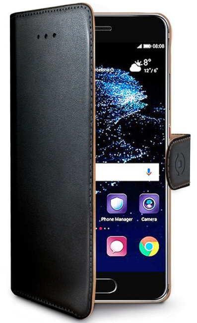 Billede af Huawei P10 Plus flipcover Celly Wally Case