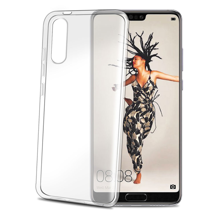 Image of   Huawei P20 Celly Gelskin TPU Cover Gennemsigtig