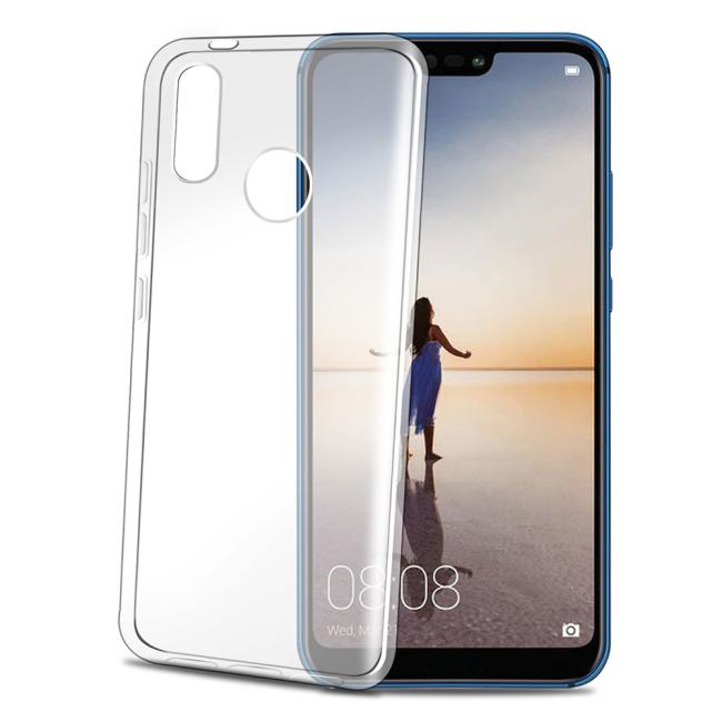 Billede af Huawei P20 Lite Celly Gelskin TPU Cover Gennemsigtig