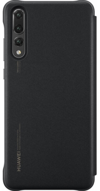 Image of   HUAWEI P20 PRO (SMART VIEW FLIP COVER BLACK)