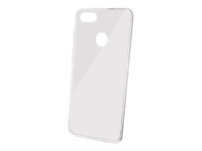 Billede af Huawei P9 Lite Mini Huawei Y6 Pro Celly Gelskin TPU Cover Gennemsigtig
