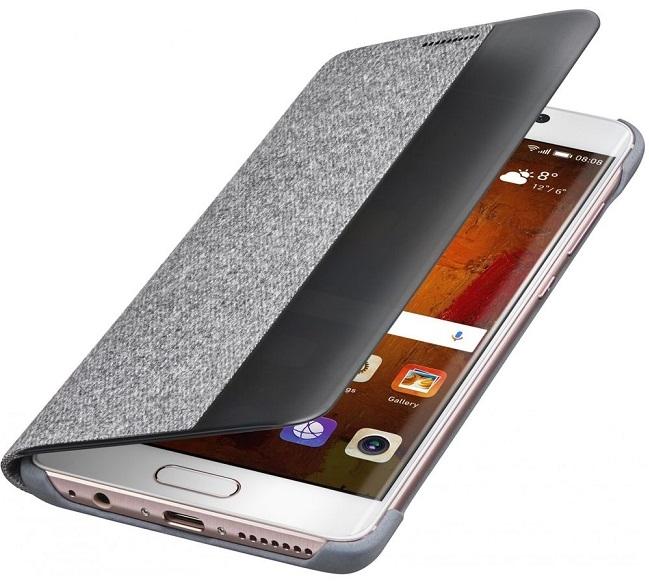 Billede af Huawei Mate 9 Pro Originalt Smart View Flip Cover Grå