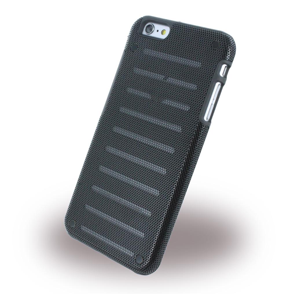 Billede af i-Paint - Metal Case - Hardcover / Phone Case - Apple iPhone 6 Plus 6s Plus - Black