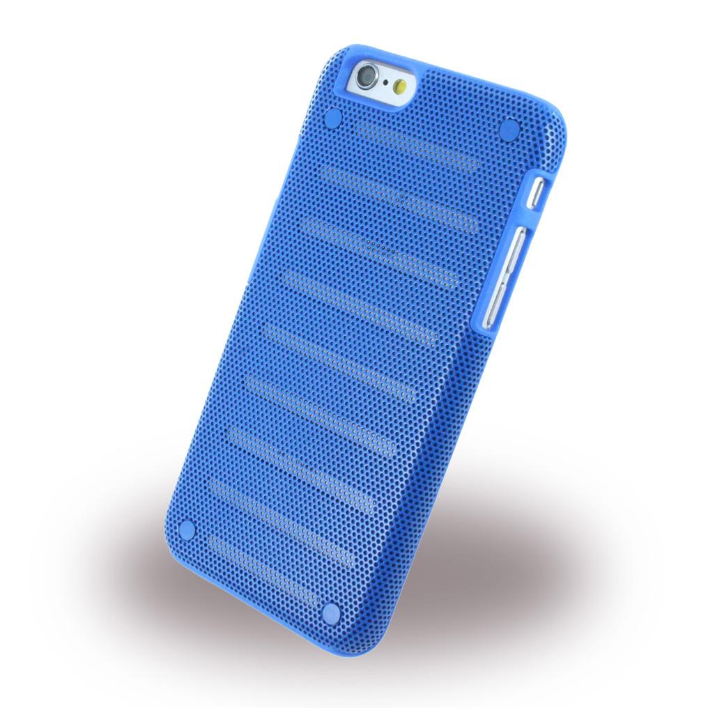 Billede af i-Paint - Metal Case - Hardcover / Phone Case - Apple iPhone 6 Plus 6s Plus - Blue