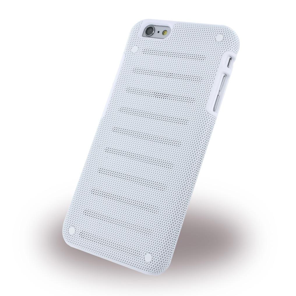 Billede af i-Paint - Metal Case - Hardcover / Phone Case - Apple iPhone 6 Plus 6s Plus - White
