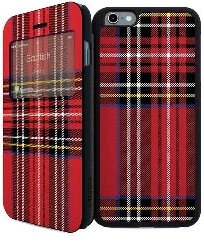 Billede af Apple iPhone 6 / 6S 2-i-1 Cover fra i-Paint Scottish