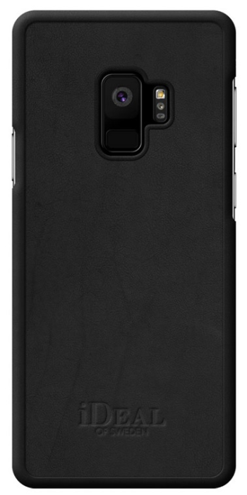 Image of   IDEAL COMO CASE (GALAXY S9 BLACK PU)