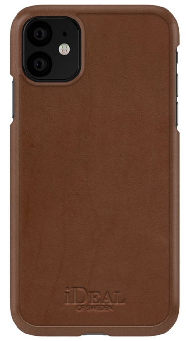 Image of   IDEAL COMO CASE (IPHONE 11 BROWN)