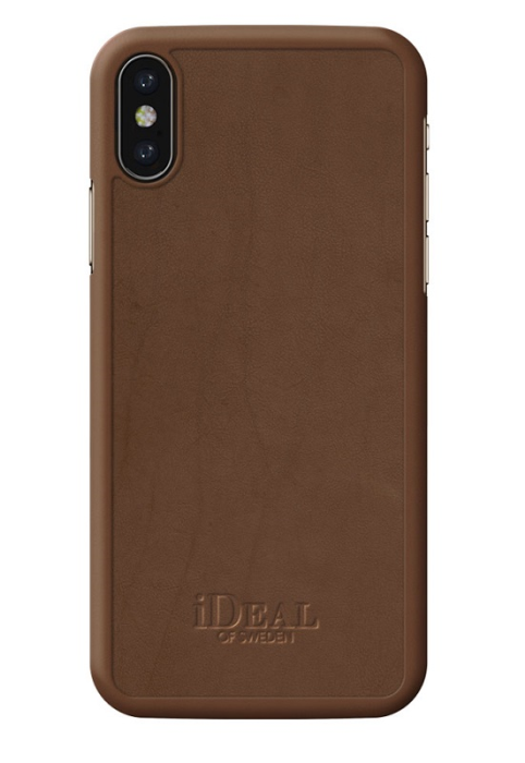 Image of   IDEAL COMO CASE (IPHONE X/XS BROWN)