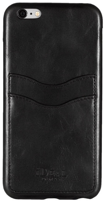 Image of   IDEAL DUAL CARD CASE (IPHONE 6 BLACK)