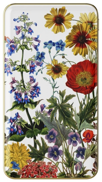 Image of   IDEAL FASHION POWER BANK FLOWER MEADOW