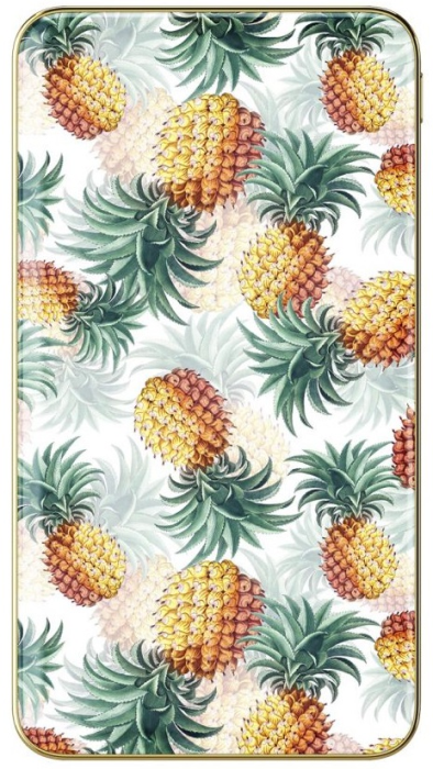 Image of   IDEAL FASHION POWER BANK PINEAPPLE BONANZA
