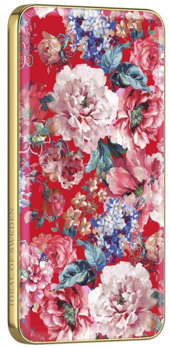 Image of   IDEAL FASHION POWER BANK STATEMENT FLORALS
