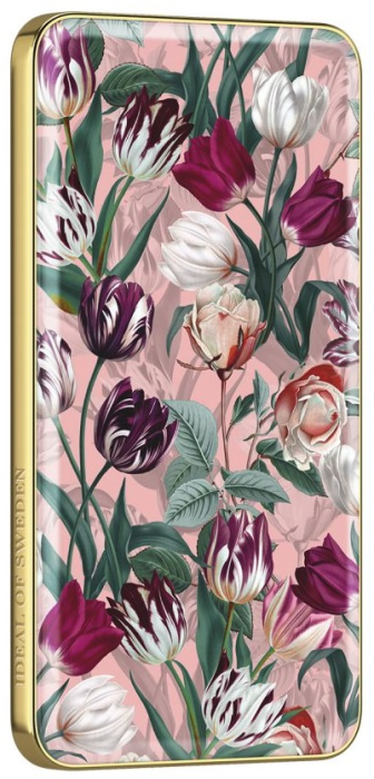 Image of   IDEAL FASHION POWER BANK VINTAGE TULIPS