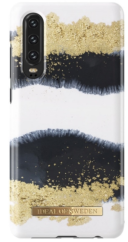 Image of   Huawei P30 Cover iDeal Fashion Case Gleaming Licorice