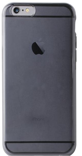 Billede af Puro Flexible Plasma Cover sort til iPhone 7