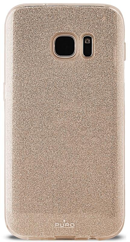 Billede af Puro Samsung Galaxy S8 Shine Cover Gold