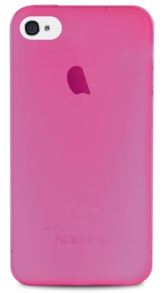 Billede af Puro Cover iPhone 4/4S Ultra-Slim 0.3 Pink