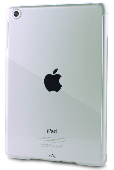 Billede af iPad mini bagcover Puro Crystal cover - Transparant