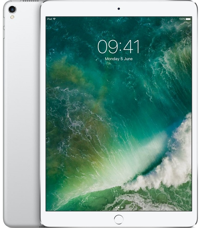 "Image of   Apple iPad Pro 10.5"" Wi-Fi + Cellular 256GB Sølv MPHH2KN/A"