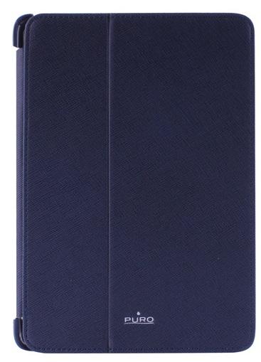 Billede af iPad Mini 1 2 & 3 cover Puro booklet cover med stander - Blå