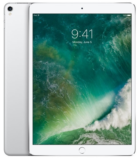 "Image of   Apple iPad Pro 10.5"" Wi-Fi 256GB Sølv MPF02KN/A"