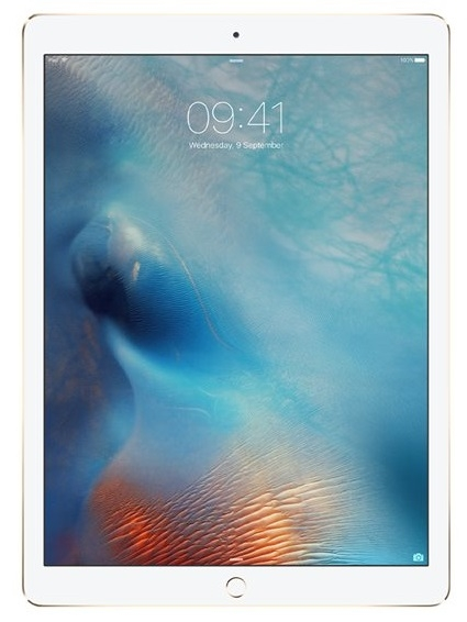 "Image of   Apple iPad Pro 12.9"" Wi-Fi 256GB Guld MP6J2KN/A"