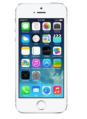 iPhone 5S / SE reparation: Display / glas udskiftning - Hvid